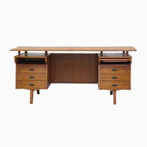 Skandinavischer Schreibtisch, 1960er