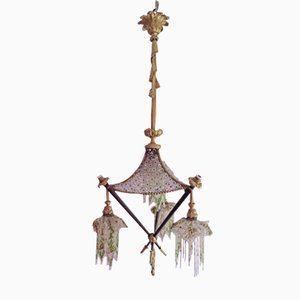 Antique Spanish Pendant Lamp
