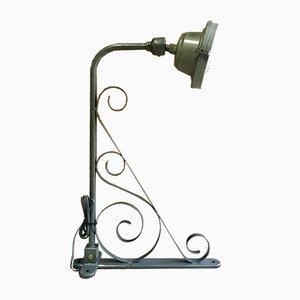 Mid-Century Industrial Lamp from GEC