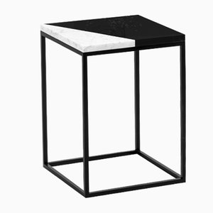 WHITE CUT Side Table by Un'common