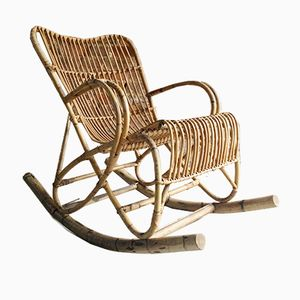 Rocking Chair Vintage, 1960s