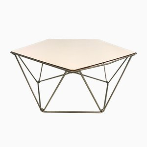 Vintage Coffee Table by Moltzer & Jean-Paul Barray for Bofinger
