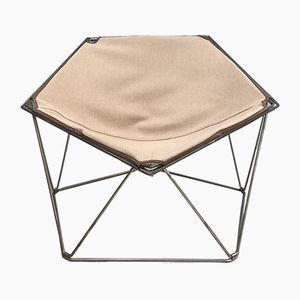 Chaise Vintage par Moltzer et Jean-Paul Barray pour Bofinger