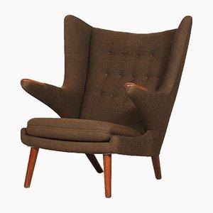 AP 19 Papa Bear Chair von Hans J. Wegner für A. P. Stolen, 1960er