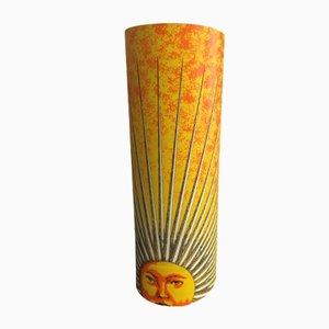 Lampe de Bureau Sole par Fornasetti pour Antonangeli, 1990s