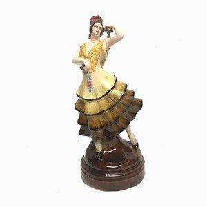 Figurina in ceramica di Antonio Peyro, 1948