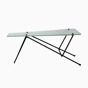 French Coffee Table by Robert Mathieu, 1950s