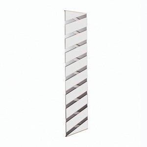 Specchio Twill grigio di Martina Bartoli per Mason Editions