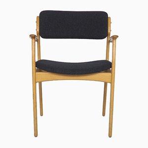 Chaise par Erik Buch pour O.D Møbler, 1960s