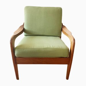 Mid-Century Easy Chair from De Ster Gelderland, 1960s