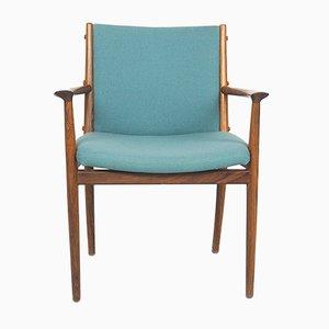 Vintage Rosewood Armchair by Kai Lyngfeldt-Larsen for Søren Willadsen Møbelfabrik