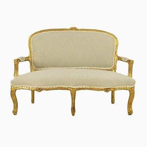 Antique Miniature Sofa