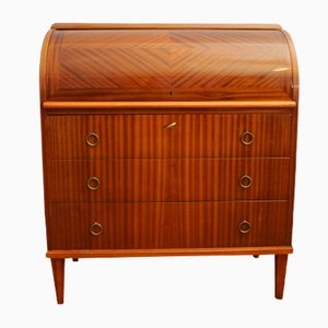 Swedish Roll Top Secretaire, 1960s