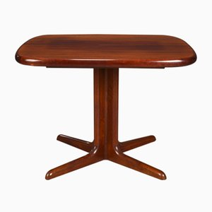 Extendable Mahogany Dining Table from Skovby, 1970s