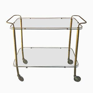Vintage Food Trolley, 1960s