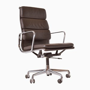 Vintage EA 219 Swivel Chair by Charles & Ray Eames for Vitra