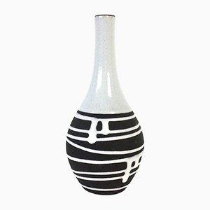 Jarrón ruleta 49/20 vintage de cerámica de Liesel Spornhauer para Schlossberg