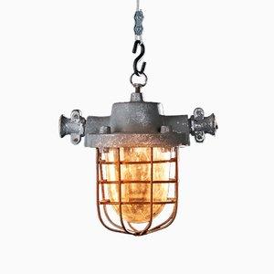 LPW 200 Explosion-Proof Mining Lamp from Spółdzielnia Pracy Energia, 1940s