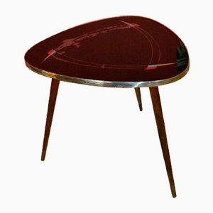 3-Legged Cocktail Table, 1950s