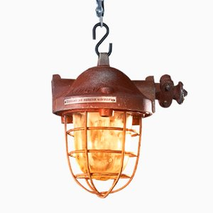 Industrial Mining Lamp from RWSO, 1950s