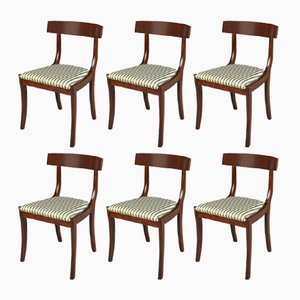 Mahogany Dining Chairs by Skovby, 1972, Set of 6