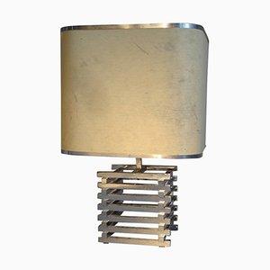 Lámpara de mesa de Gaetano Sciolari, años 70