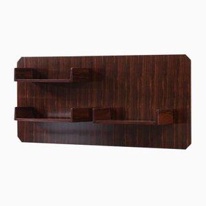 Mid-Century Rosewood Shelf