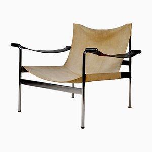 D99 Sessel von Hans Könecke für Tecta, 1965