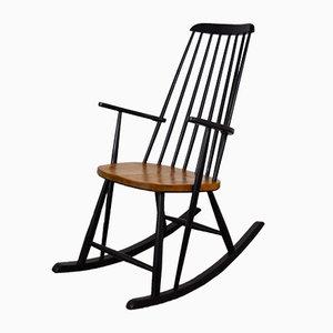 Mid-Century Rocking Chair by Ilmari Tapiovaara, 1960s