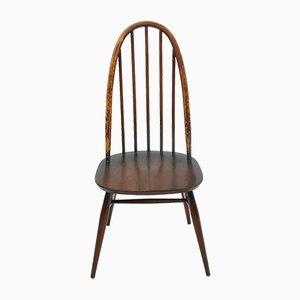 Englischer Beistellstuhl von Lucian Ercolani für Ercol, 1960er