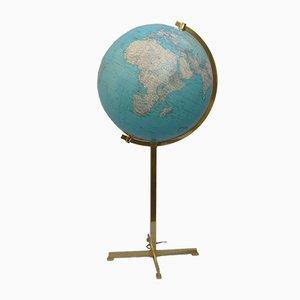 Vintage Globus aus Glas von Columbus Oestergaard, 1970er