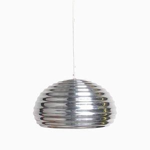 Lampe à Suspension en Aluminium Moulé, 1960s