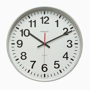 Grande Horloge Murale Industrielle de Kienzle, 1970s