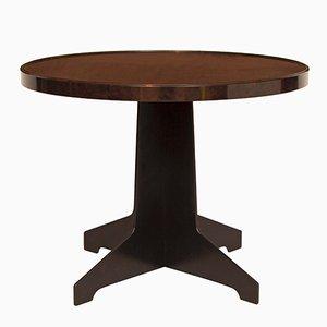 Tavolo Art Déco in bachelite, anni '30