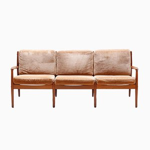 Danish Sofa by Grete Jalk for Glostrup, 1960s