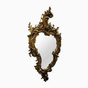 Miroir Rococo 19ème Siècle