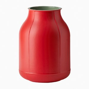 Large Seams Barrel Vase by Benjamin Hubert for Bitossi, 2014