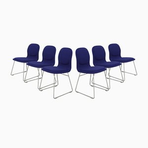 Hi Pad Chairs by Jasper Morrison for Cappellini, 1990s, Set of 6