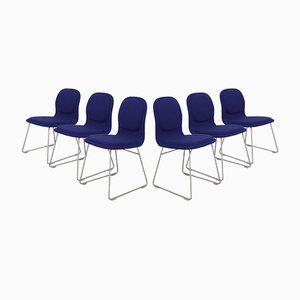 Hi Pad Stühle von Jasper Morrison für Cappellini, 1990er, 6er Set