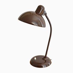 Lámpara de escritorio modelo 6556 de Christian Dell para Kaiser Idell, años 30
