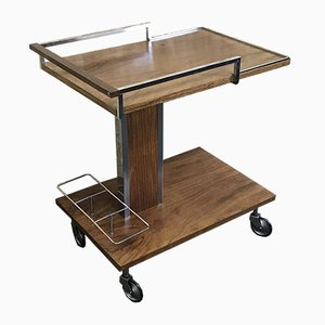 Vintage Rosewood Trolley from Dinett