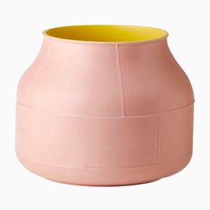 Seams Tub Vase by Benjamin Hubert for Bitossi, 2014