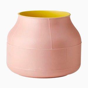 Seams Tub Vase by Benjamin Hubert for Bitossi, 2014