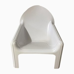 4794 Armchair by Gae Aulenti for Kartell, 1980s