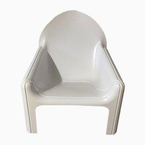 4794 Sessel von Gae Aulenti für Kartell, 1980er