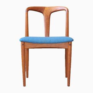 Sedia di Johannes Andersen per Uldum Møbelfabrik, anni '60