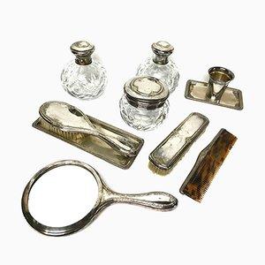 Set di accessori da bagno di Sanchis Salcedo per Platería Sanchis Salcedo, anni '50