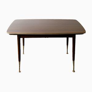 Tavolino da caffè Mid-Century allungabile