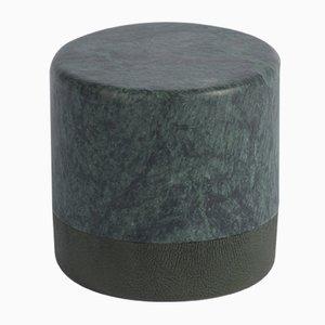 Fermacarte Lui&Lei Paperweight in marmo Verde Alpi di Vincent Van Duysen per Salvatori