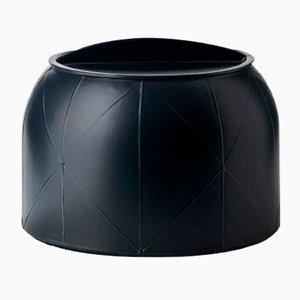 Vase mit E Deckel von Benjamin Hubert für Bitossi, 2015